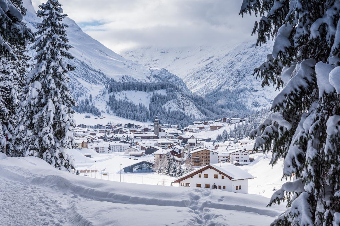 Best ski resorts in Austria - Lech - Copyright Roesebeck Photography - European Best Destinations