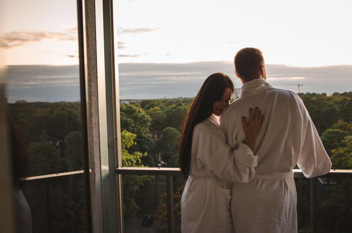 Best sustainable romantic destinations in Europe - Jurmala - Copyright Hotel Jurmala Spa