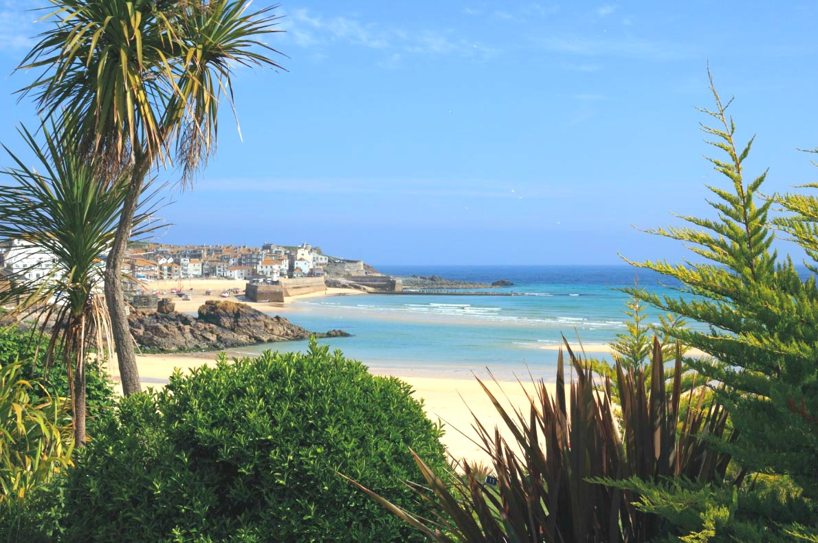 Best beaches in Europe - St Ives beach copyright  Jo Chambers - European Best Destinations