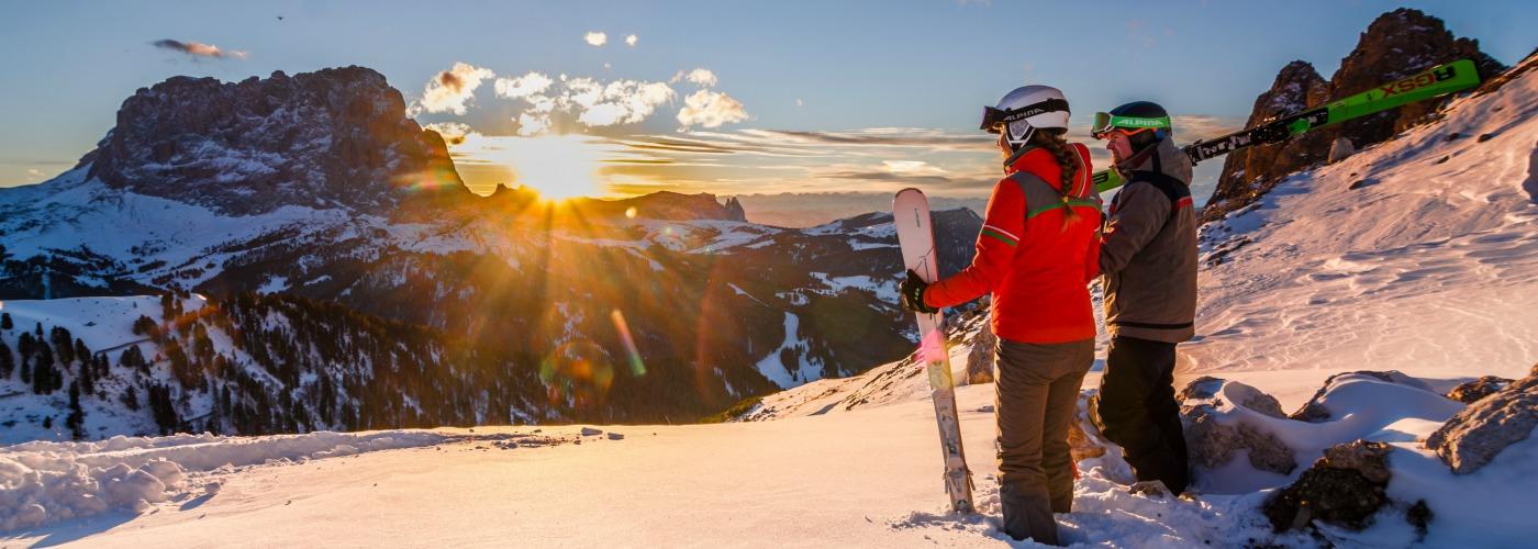 Val-gardena-ski-resort-italy