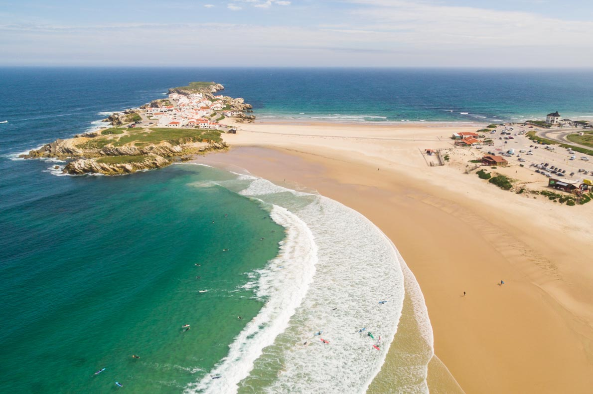 Best places to visit in Portugal - Peniche copyright Shutterstock - European Best Destinations
