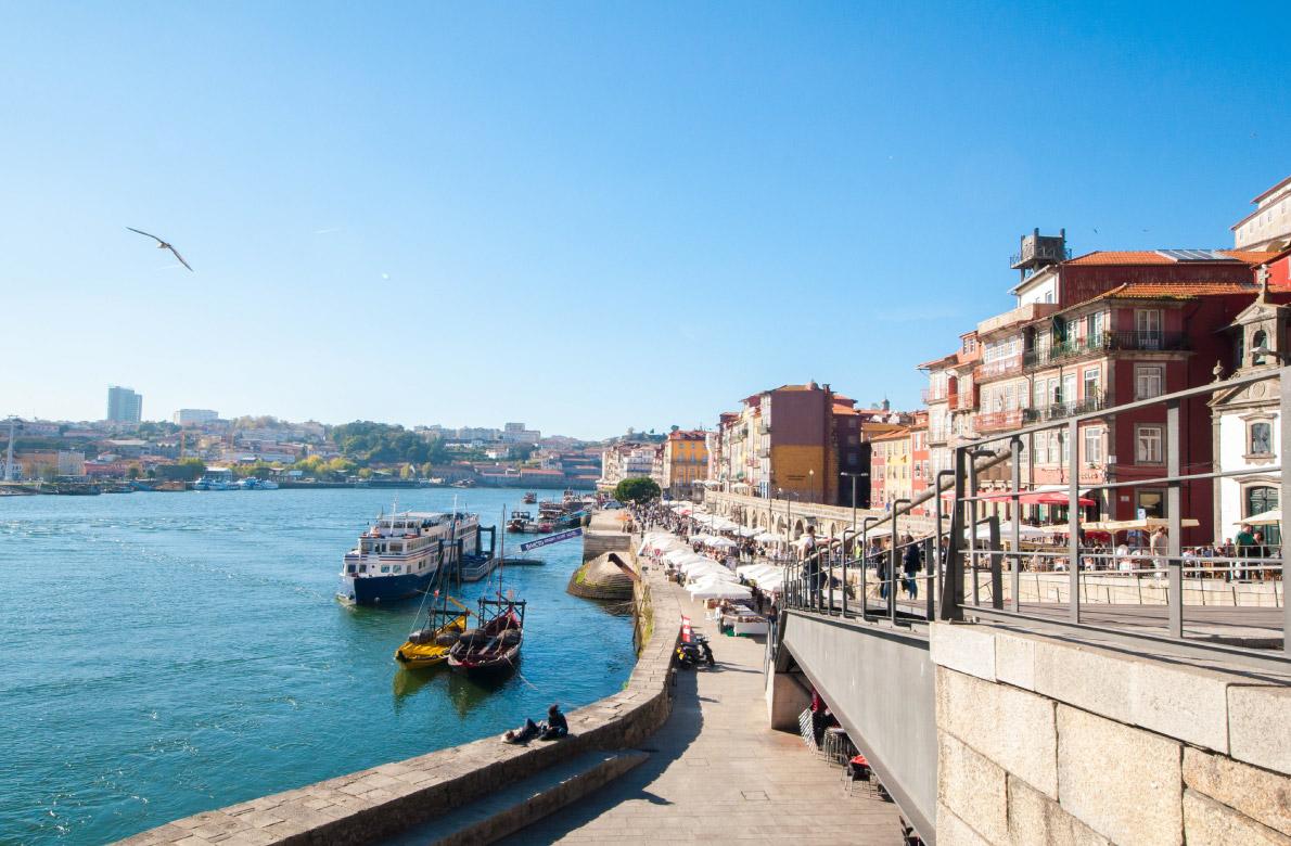 Porto - Best destinations for springtime in Europe - Copyright Sean Pavone