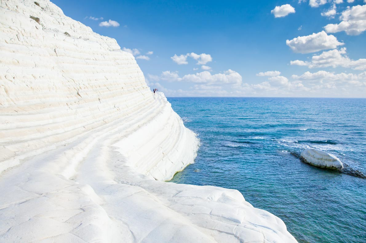 Best beaches in Italy - Scala dei turchi - Copyright  Aleksandar Todorovic - European Best Destinations