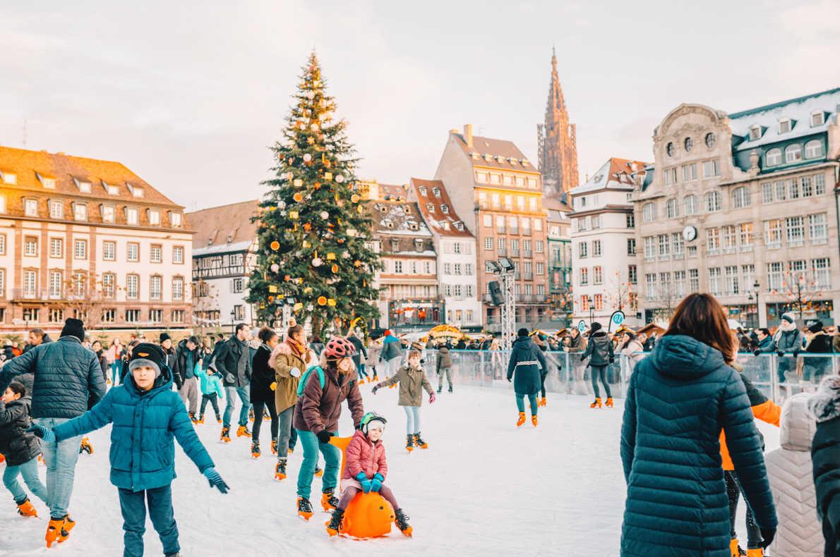 Best Christmas Market in France - Strasbourg Christmas Market