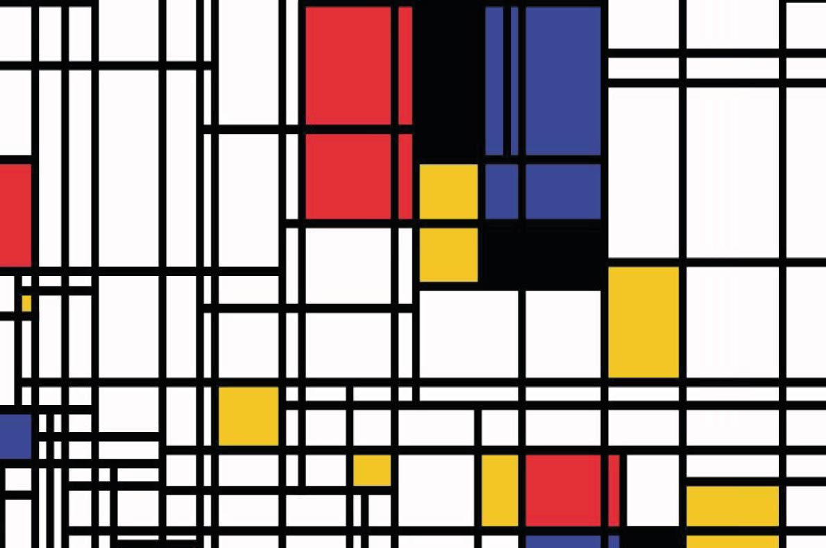Unmissable paintings in Europe - Die Ideale by Piet Mondrian