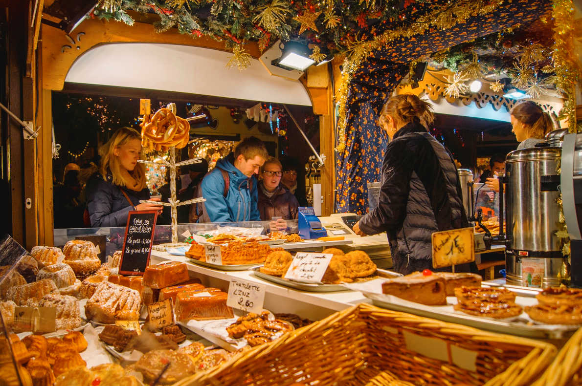 Best Christmas Market in France -  Colmar Christmas Market - European Best Destinations