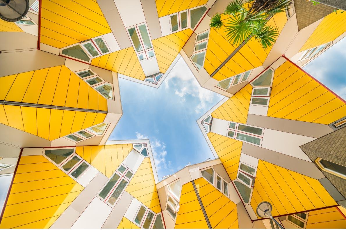 Best places to visit in the Netherlands - Rotterdam - Copyrignt Brian S  - European Best Destinations