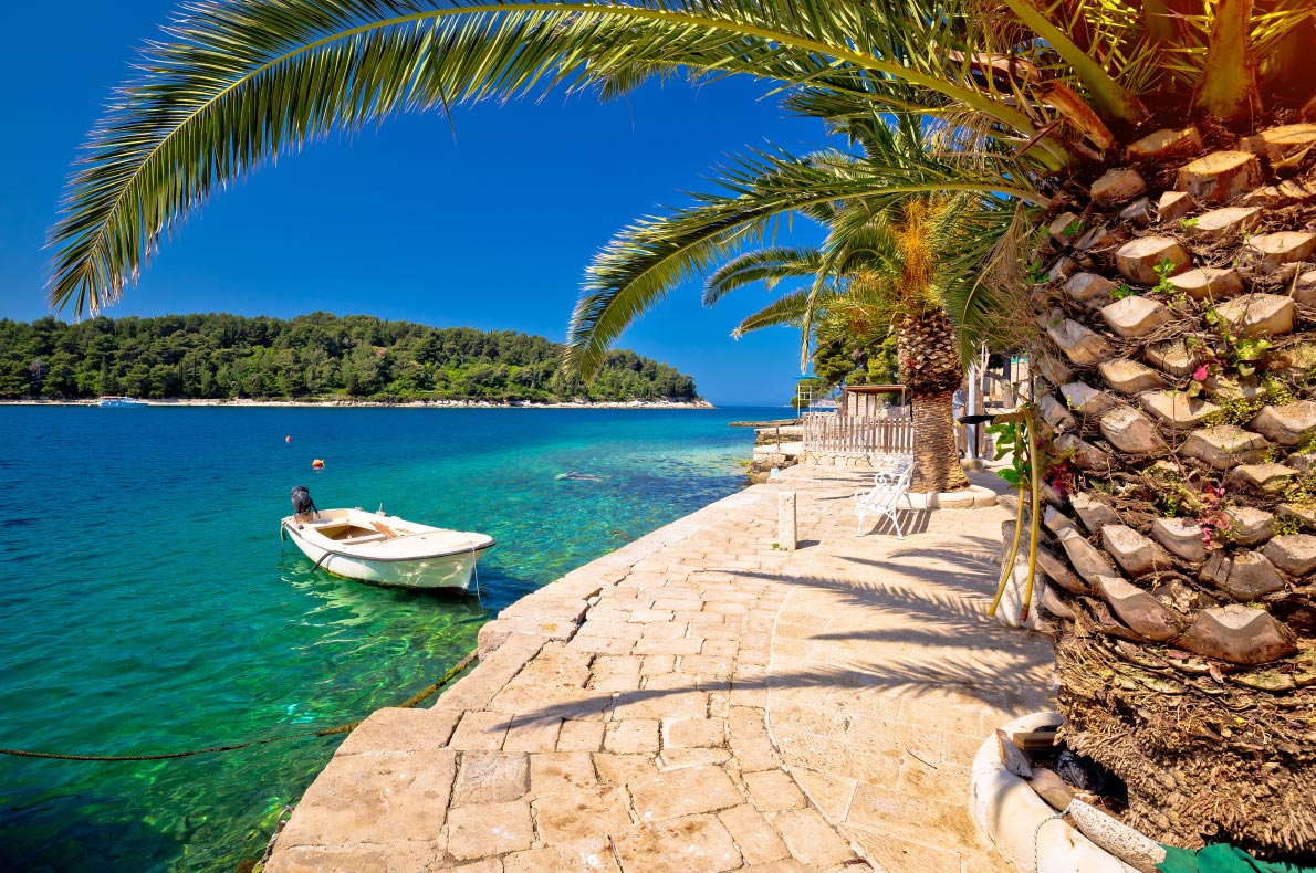 Covid 19 Safest Destinations in Europe - Cavtat in Croatia - Copyright xbrchx - European Best Destinations
