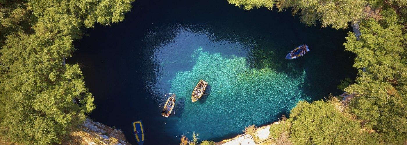 Best natural wonders in Greece