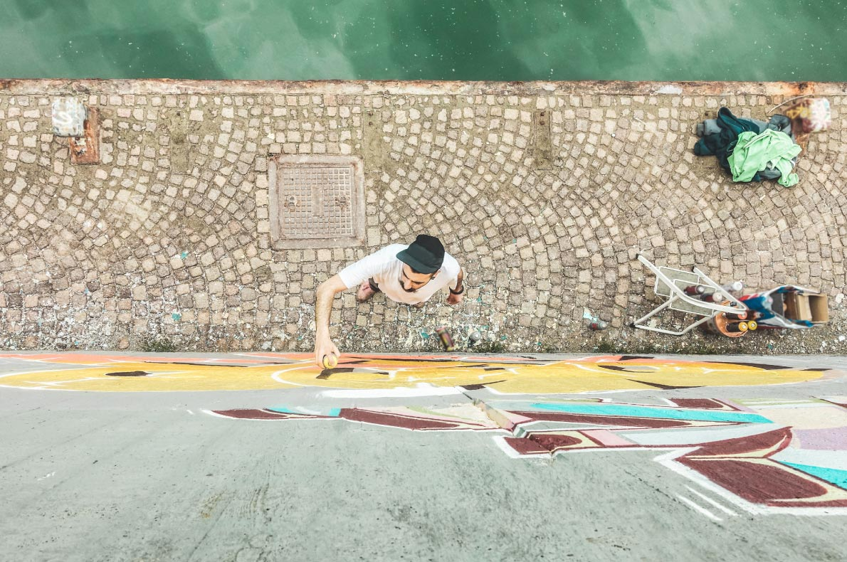 Best things to do in Germany - Berlin Alternative Street Art tour -  Copyright  DisobeyArt - European Best Destinations