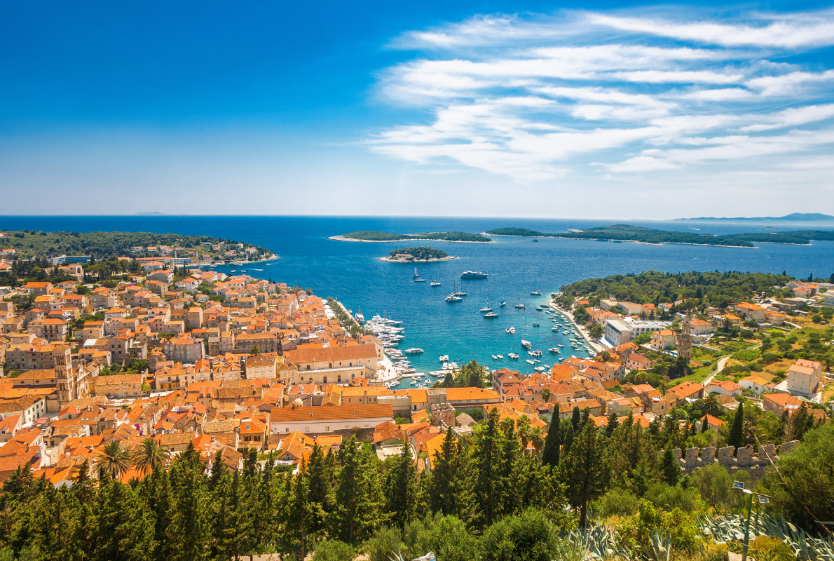 Hvar - Prince Harry  -  Best celebrities destinations in Europe - Copyright andras_csontos  - European Best Destinations