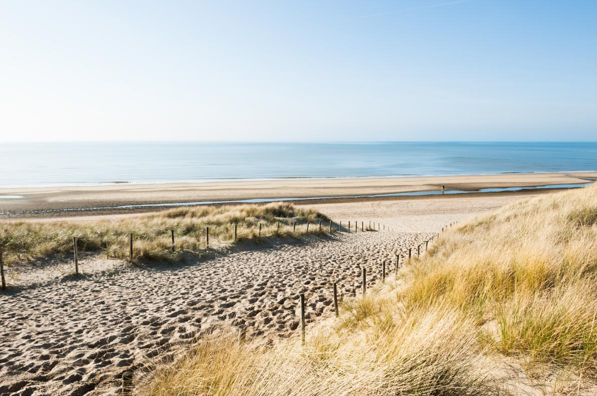 Best beaches in The Netherlands - Noordwijk beach - Copyright Olga Gavrilova- European Best Destinations