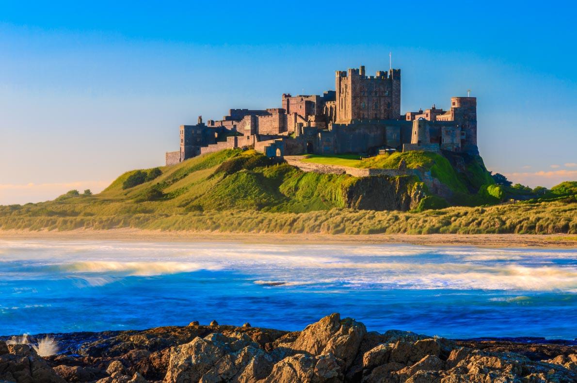 Best Castles in England - Bamburg Castle Copyright  iLongLoveKing - European Best Destinations