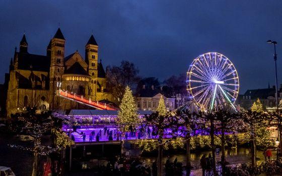 Maastricht Christmas Market - Copyright holland.com