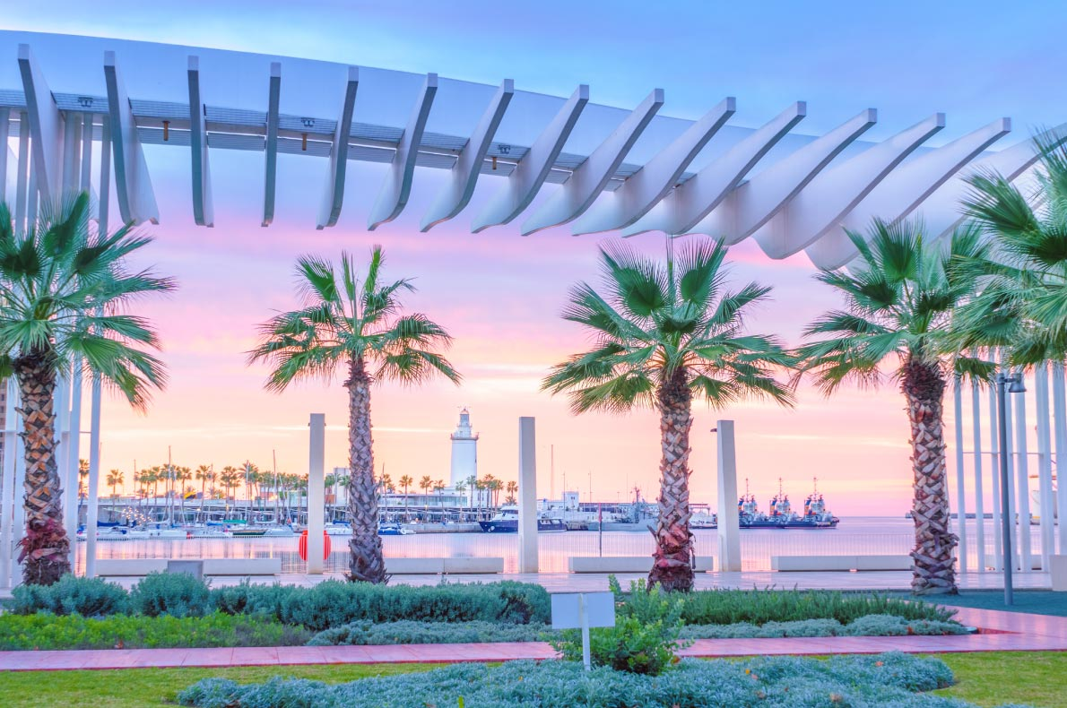 Leaving the USA - Best destinations to live in Europe for american expats - Malaga copyright LucVi