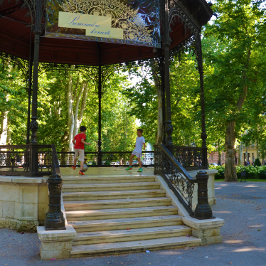Green Ways of Zagreb Walking Tour