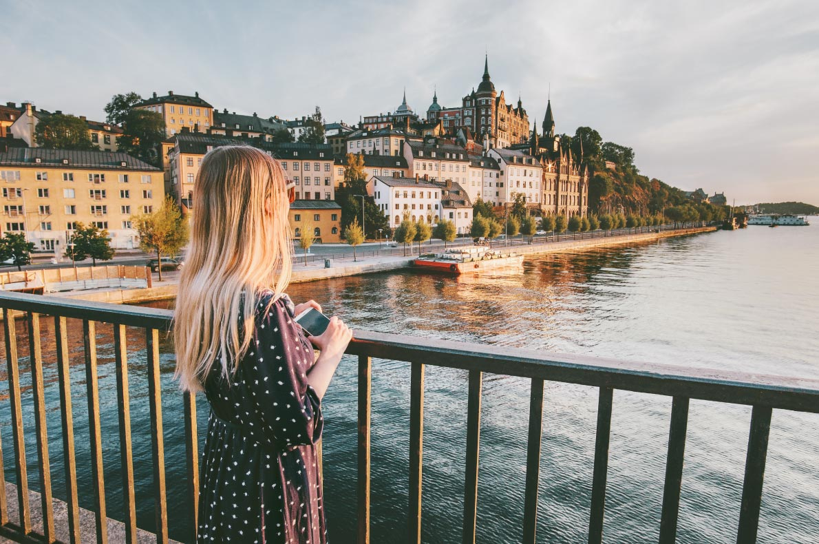 Covid-19-Vaccine-Passport-Europe-Best-destinations-for-vaccinated-travellers-Stockholm-Sweden