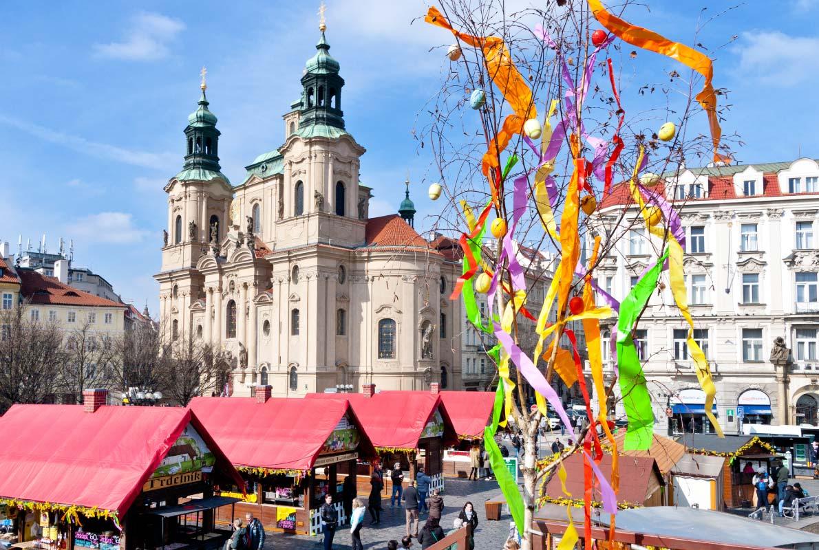 Prague - Easter destinations in Europe - Copyright Marten_House - European Best Destinations