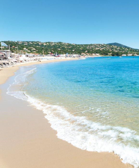 Sainte-Maxime-beach-tourism-France