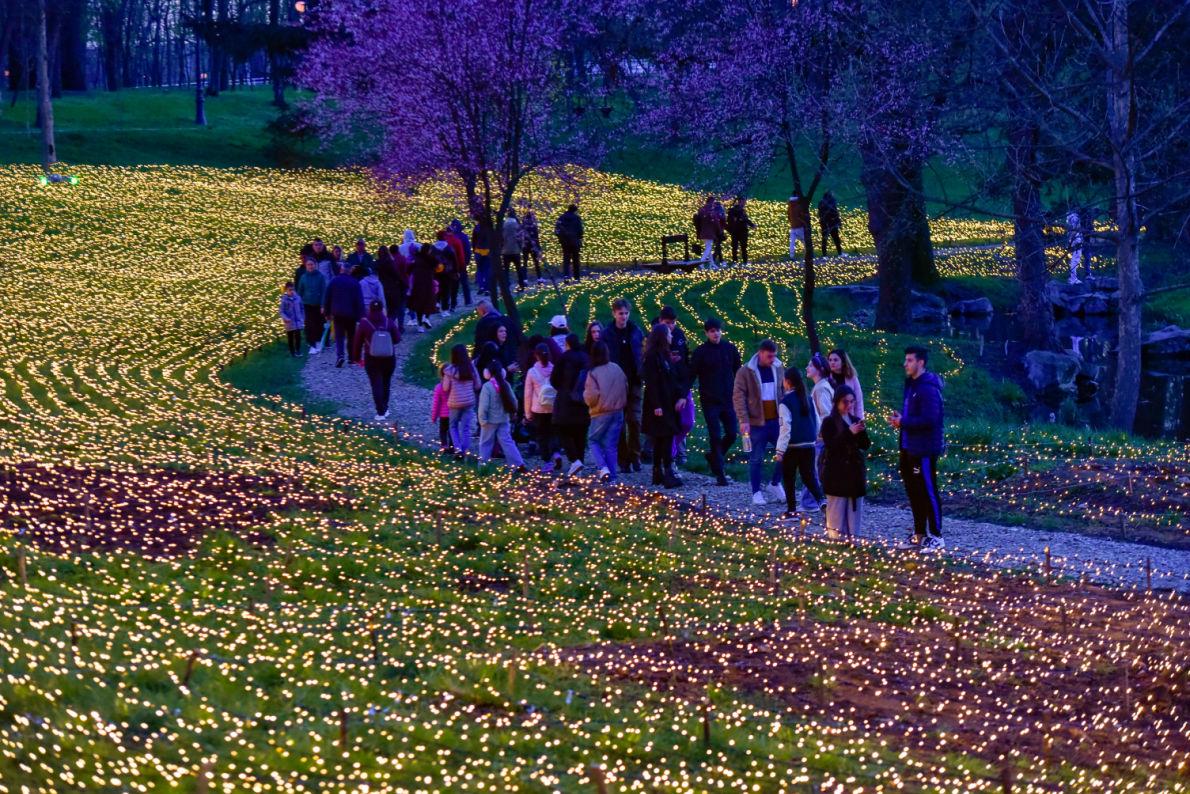 Best ciy parks in Europe - Romanescu Park in Craiova - European Best Destinations