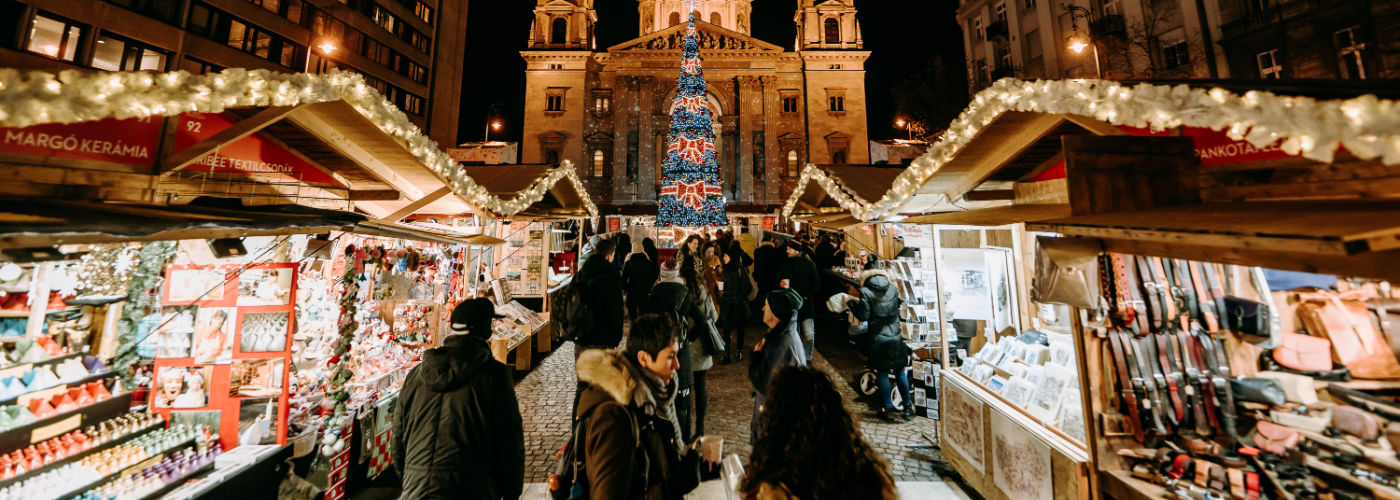 Christmas-Budapest