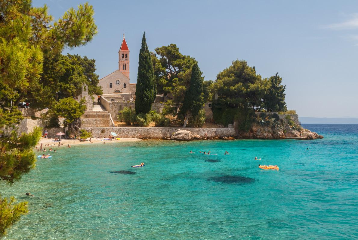 Brac Island - Best diving destinations in Europe - Copyright  Lev Levin  - European Best Destinations
