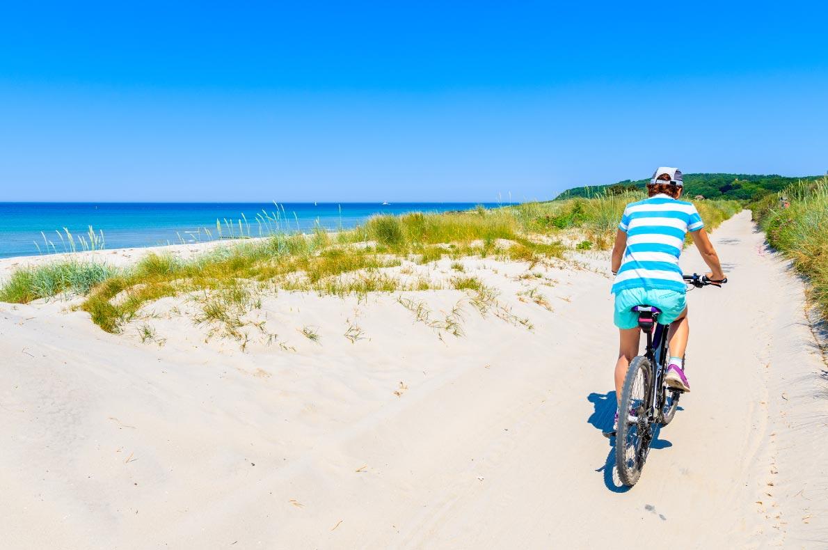 Best Beaches in Germany - Hiddensee Beach - Copyright Pawel Kazmierczak- European Best Destinations
