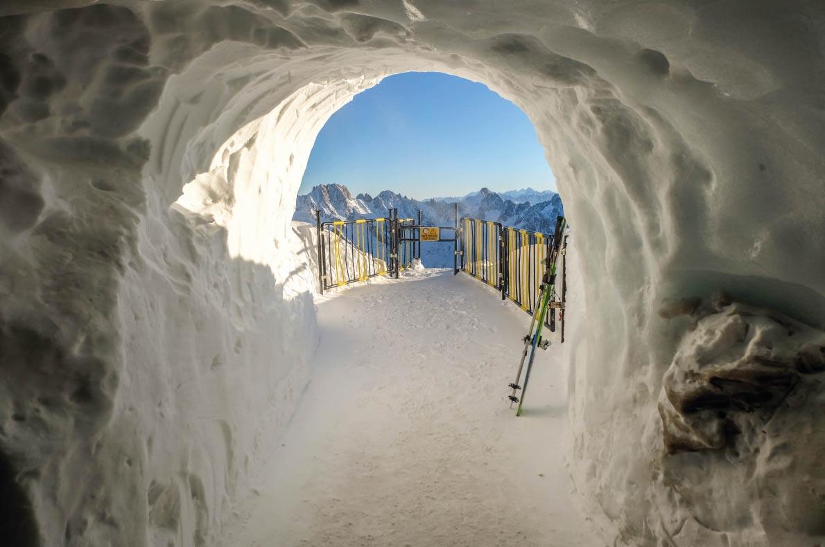 Luxurious Ski Resorts - Chamonix - Copyright  Bogdan Skaskiv  - European Best Destinations
