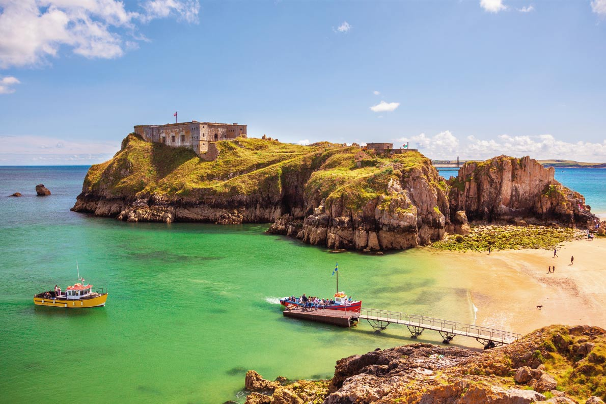Robin Hood - Pembrokeshire - Best movie locations in Europe - Copyright Billy Stock  - European Best Destinations -