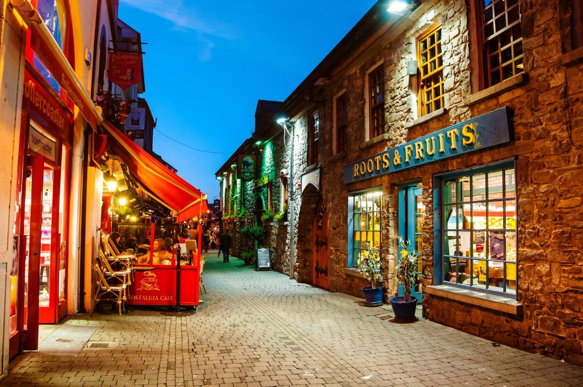 Best places to visit in Ireland - Kilkenny- Madrugada-Verde-Shutterstock - European Best Destinations
