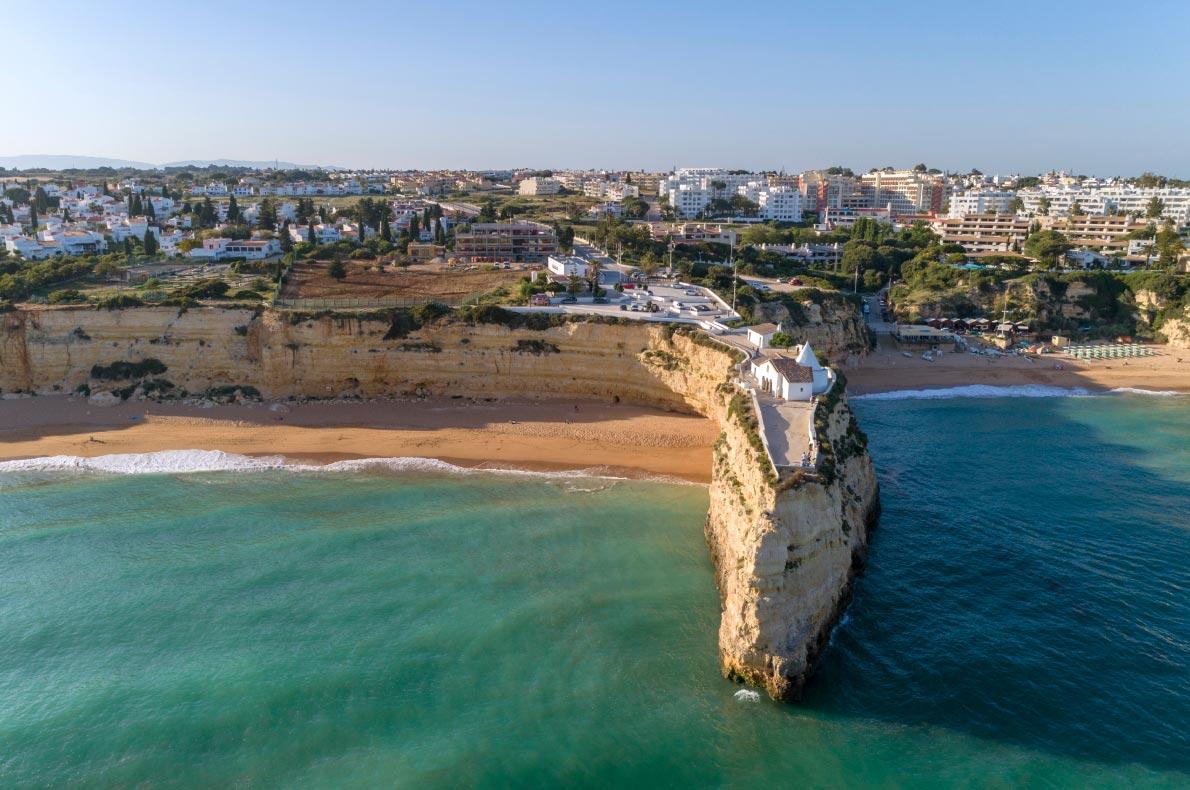 Portugal Best things to do - Senhora da rocha copyright  Carlos Neto   - European Best Destinations