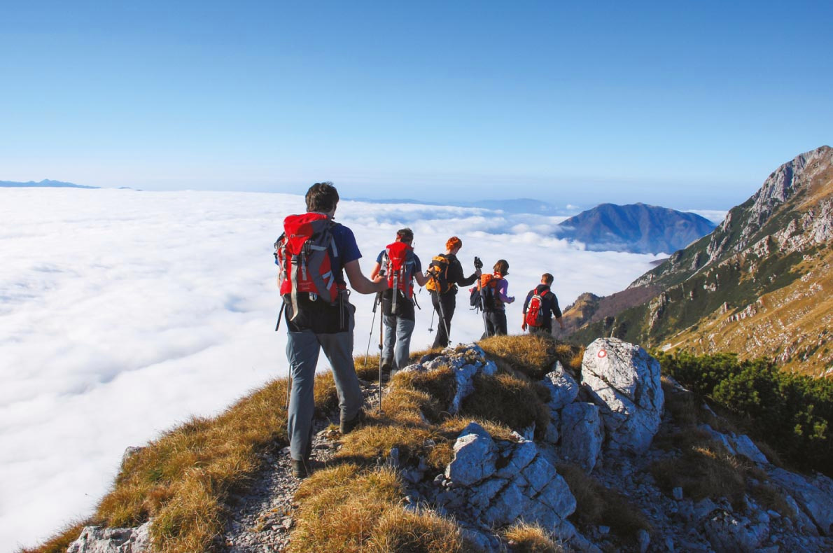 Best sustainable destinations for hiking - Bohinj copyright European Best Destinations Bohinj Hiking Festival