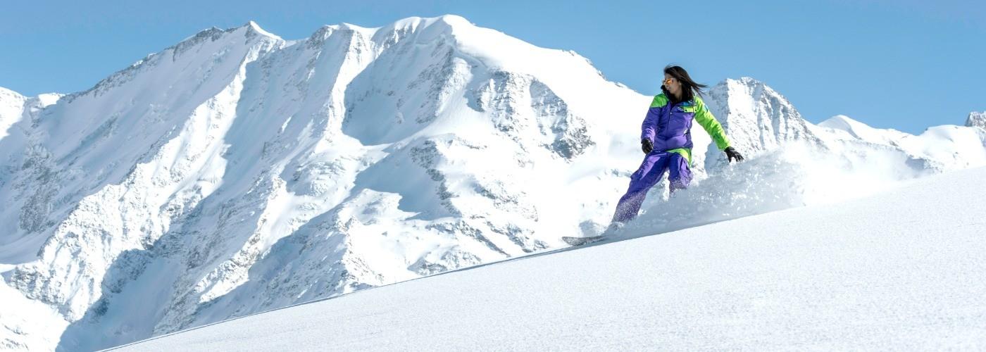 Saint Gervais Mont-Blanc - France