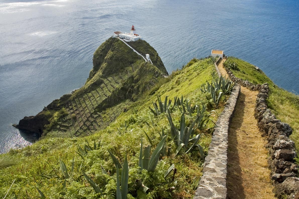 Best Sustainable destination in Europe - Azores - Santa Maria Island Lighthouse - copyright Anibal Trejo - European Best Destinations