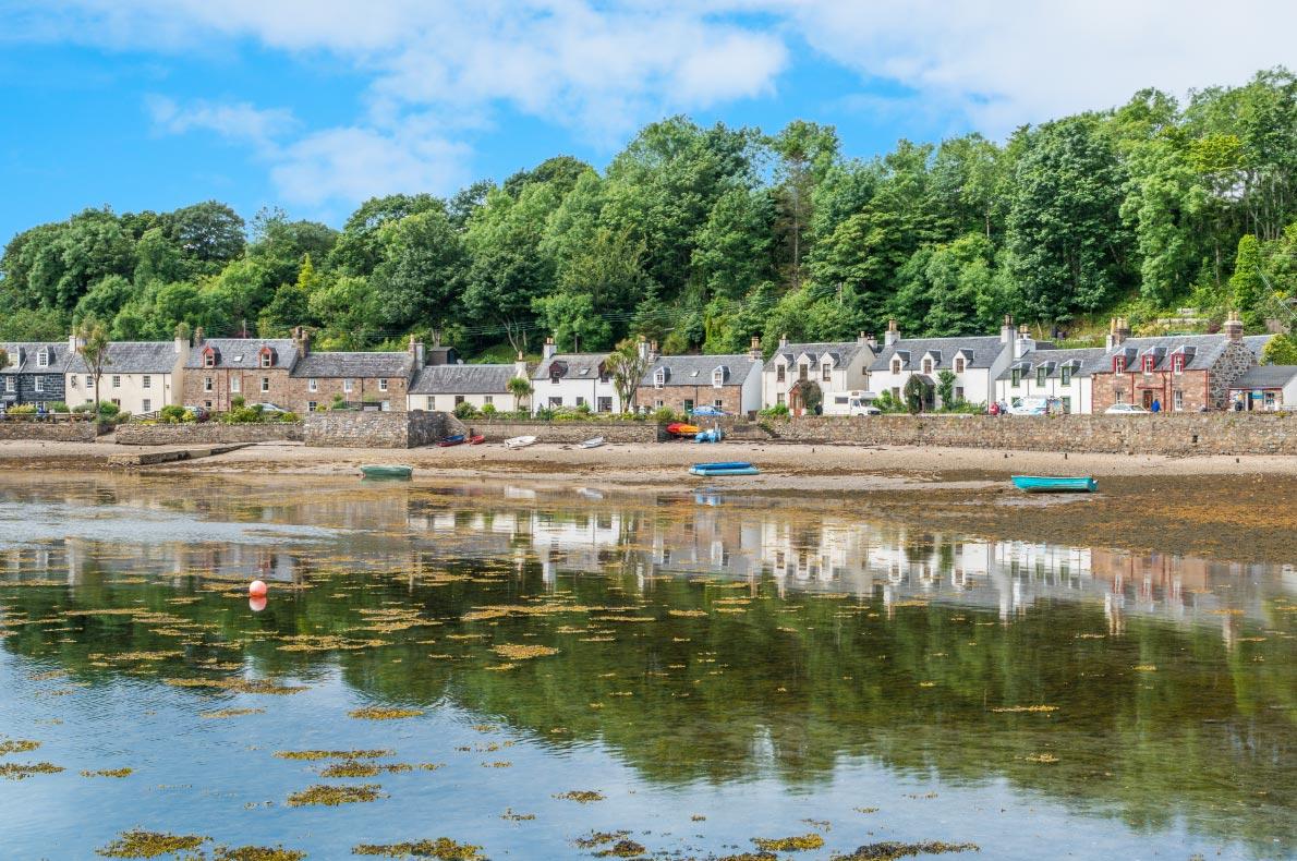 Best hidden gems in Scotland - Plockton copyright  Stefano_Valeri  - European Best Destinations