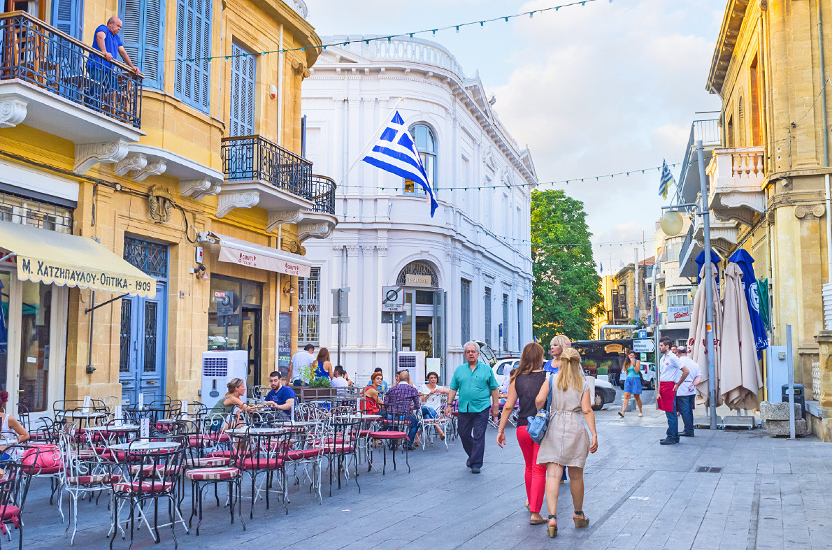 European Best Destinations - Nicosia