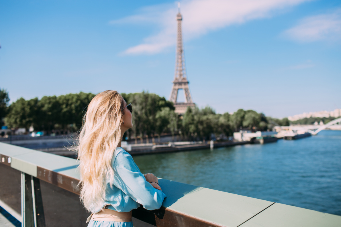 Paris - Best Congress destinations in Europe - Copyright Iakov Kalinin - European Best Destinations
