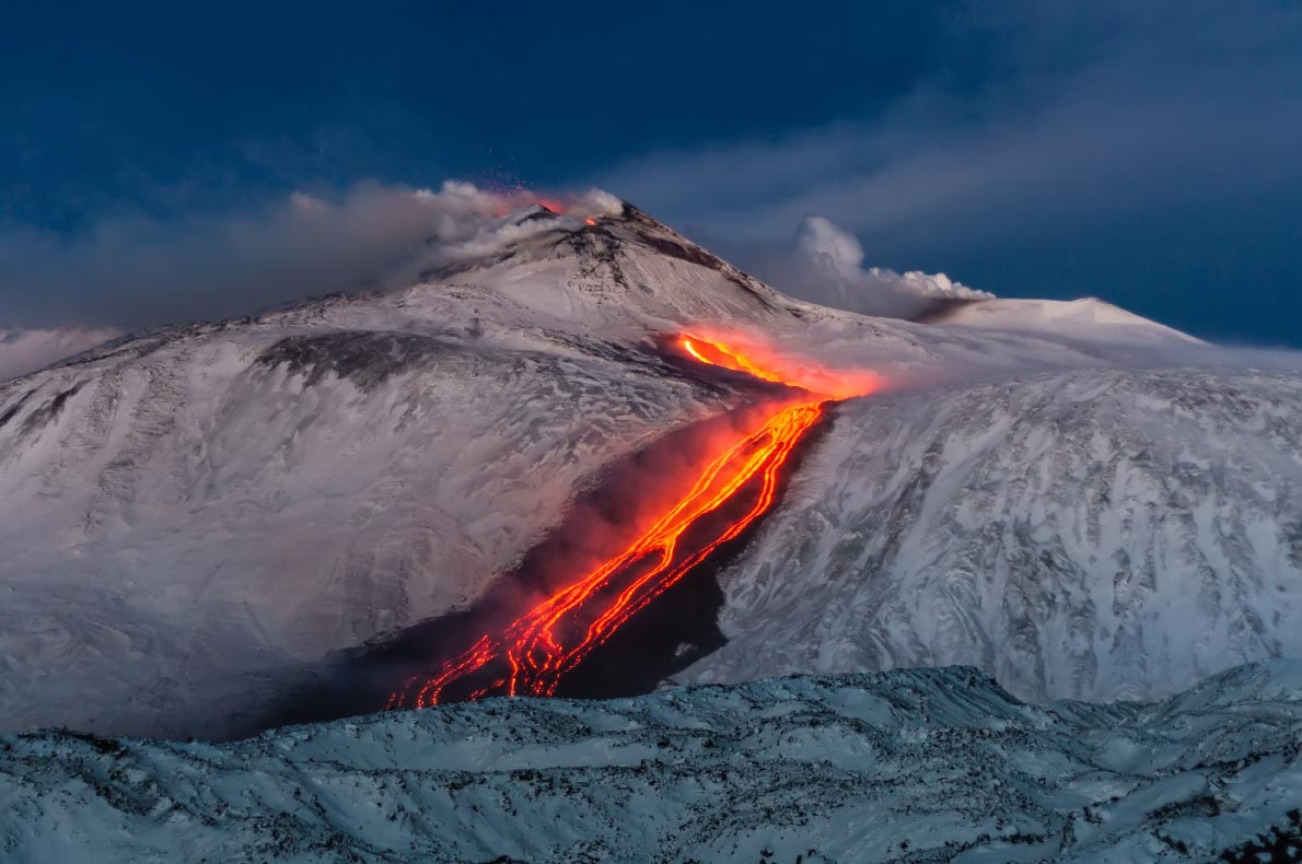 Best natural wonders in Italy - Volcano Etna Copyright  Wead - European Best Destinations