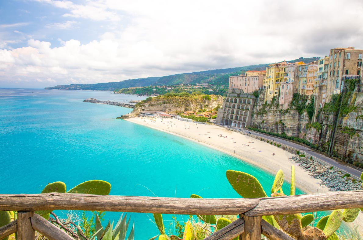 Best hidden gems in Italy - Tropea Copyright e Aliaksandr Antanovich - European Best Destinations