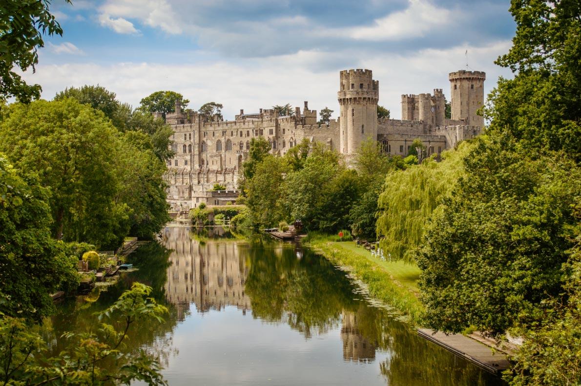 Best Castles in England - Warwick Castle Copyright  Chris Fossey Photography    - European Best Destinations