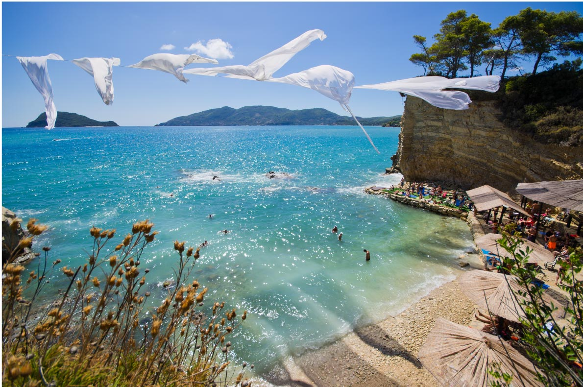 Best places to visit in Greece - Cameo Island - Copyright CCat82 - European Best Destinations