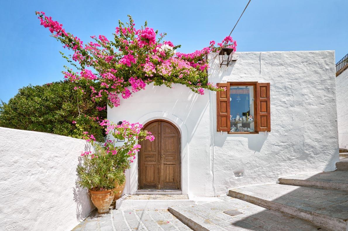 Best places to visit in Greece - Lindos Rhodes Island copyrightg Vladimir Zhoga   - European Best Destinations