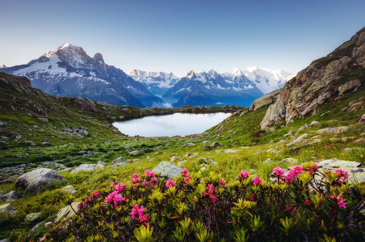 Best Nature wonders in France - Lake Blanc  copyright  Creative Travel Project - European Best Destinations