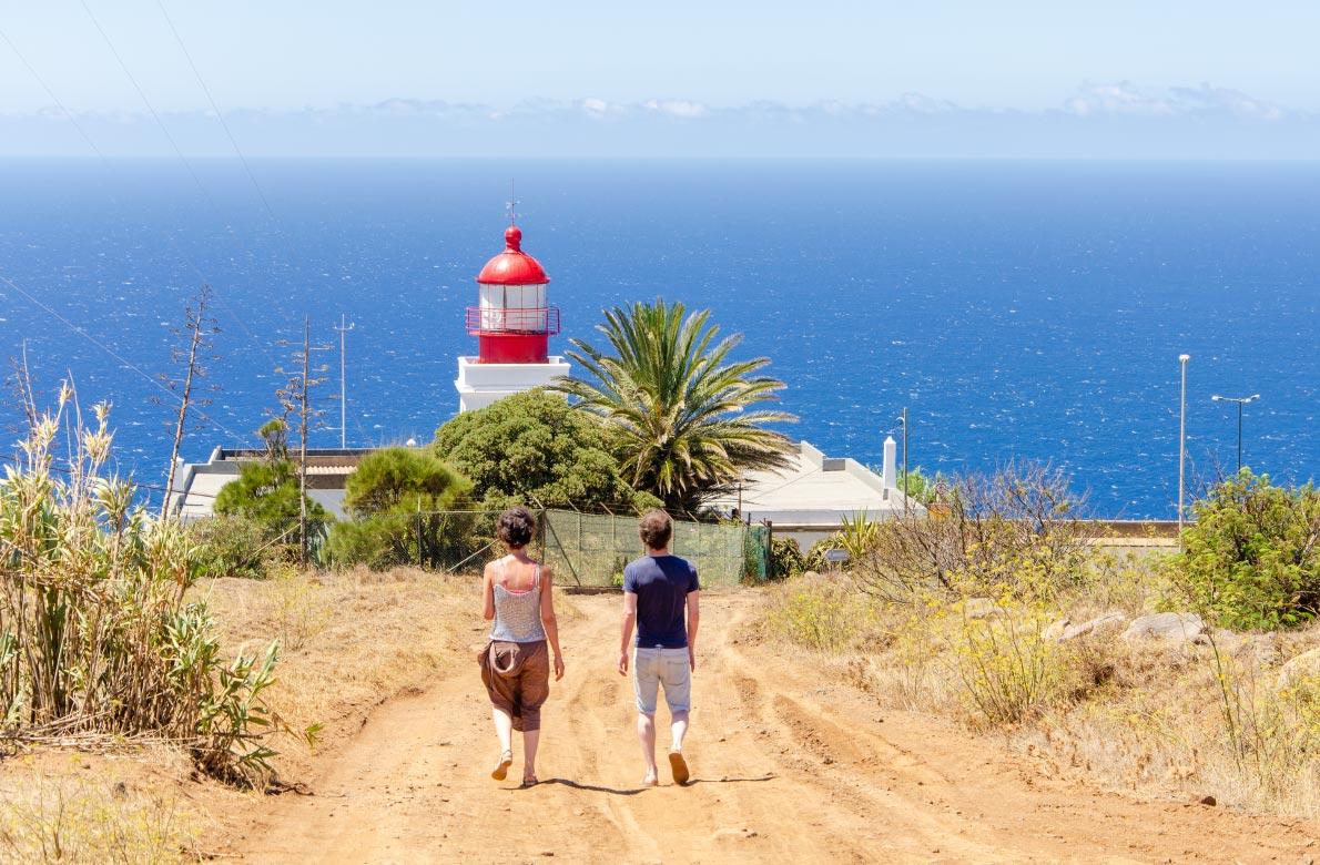 Ponta do Pargo lighthouse Madeira