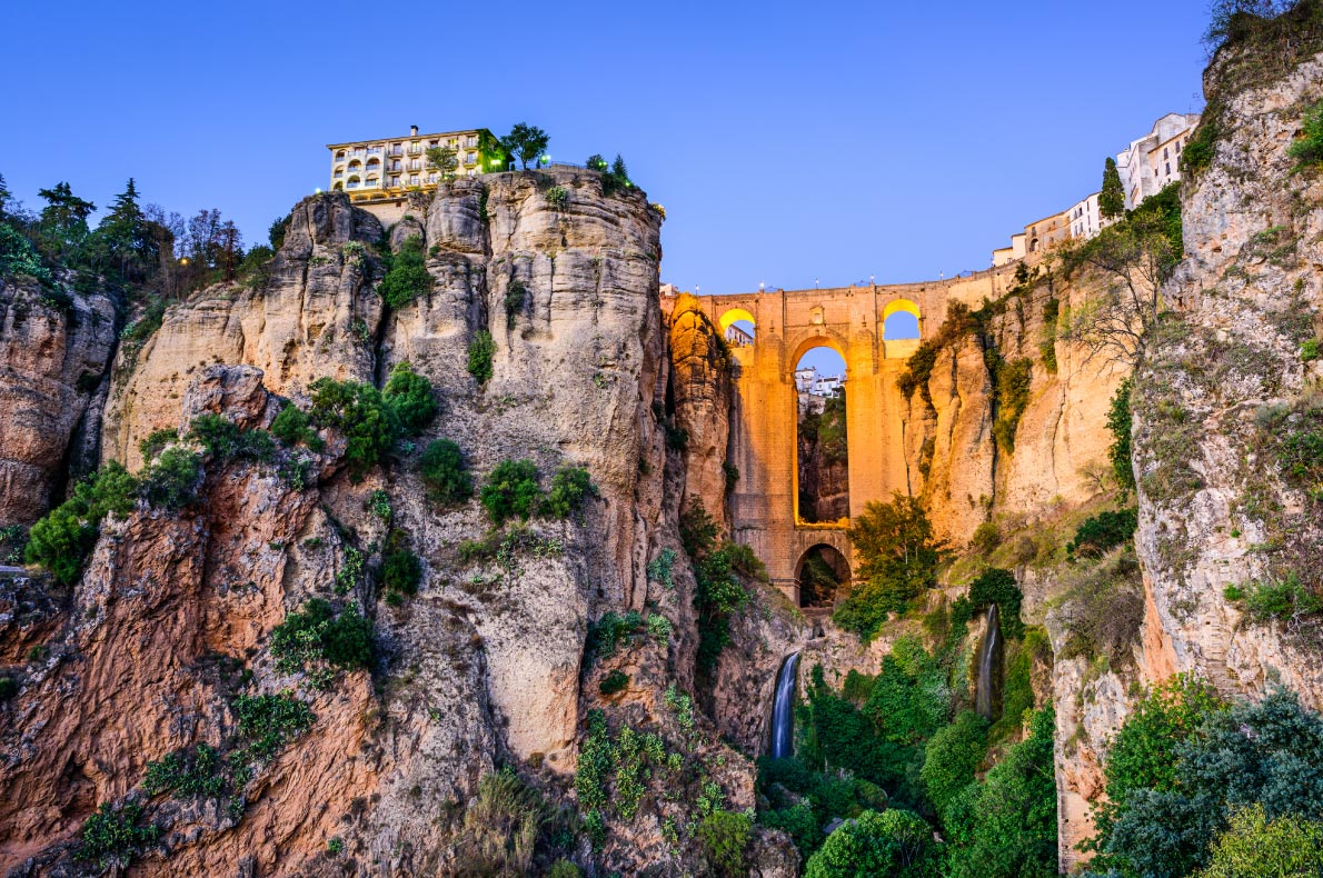 Best places to visit in Spain - Ronda - copyright  Sean Pavone  - European Best Destinations