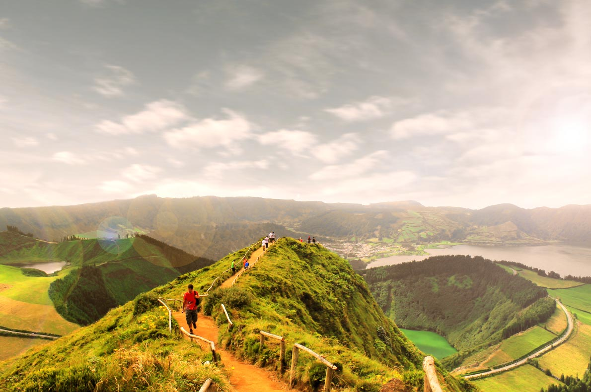 Nature wonders in Portugal - Sete Cidades Azores - Copyright  Luca Santilli - European Best Destinations