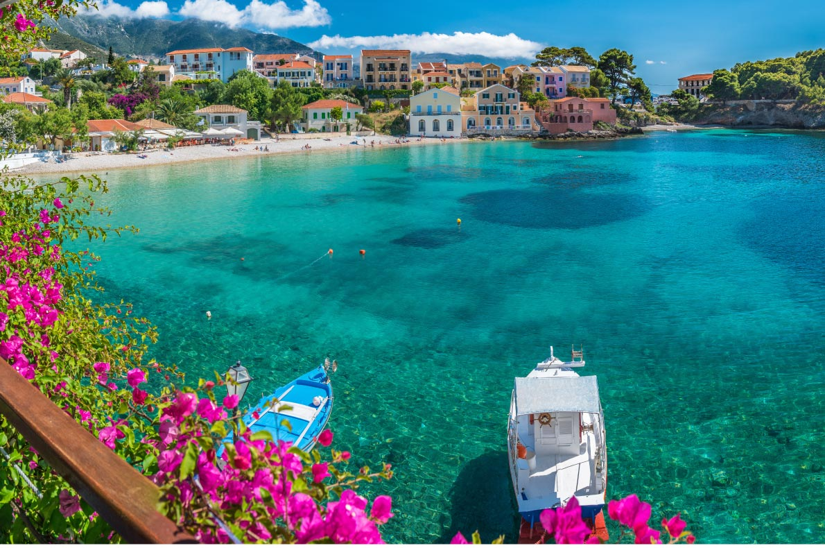 Best islands in Greece - Kefalonia Copyright  Arturasker -  European Best Destinations