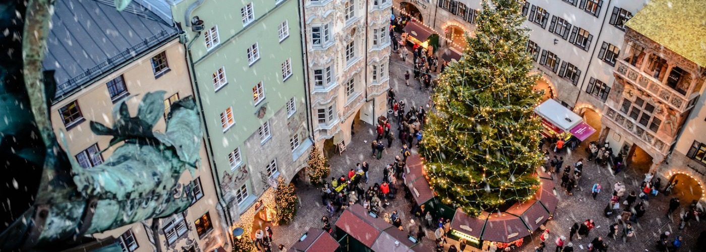 most beautiful christmas trees in Europe