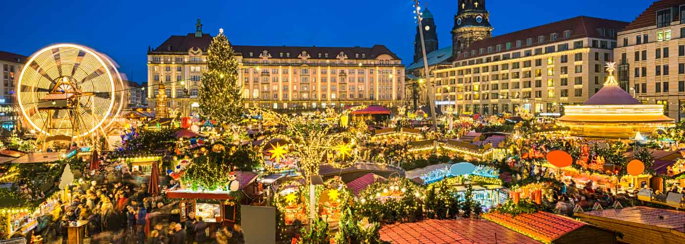 best christmas markets europe - Best European Cities For Christmas