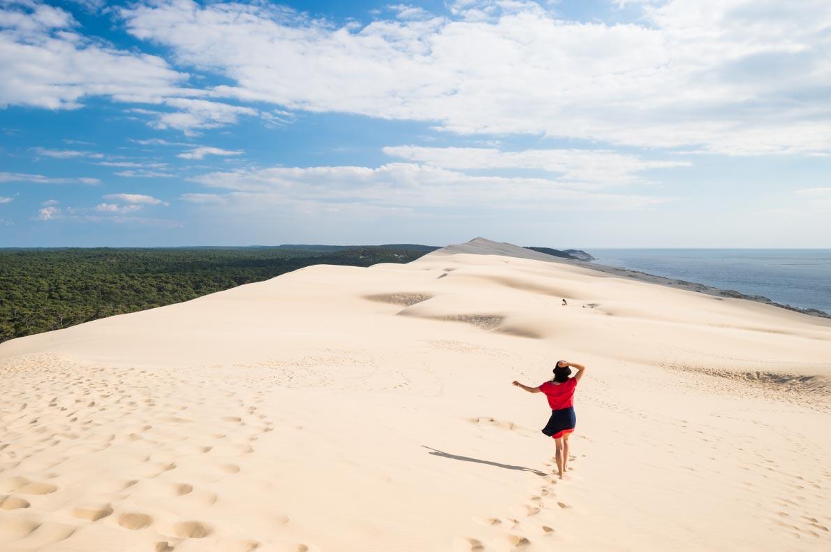 Best beaches in France - Dune du Pilat Copyright  Shen max  - European Best Destinations